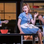 Review - Waitress at the Adelphi Theatre